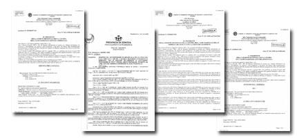 Trasporto e smaltimento rifiuti genova liguria piemonte for Deposito bilancio 2017 scadenza